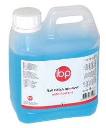 Nail Polish Remover with Aceton 1L - IBP