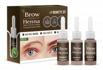 Brow Henna - Brunette Set