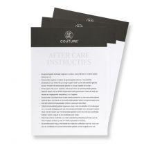 SPMU Couture - Aftercare formulier - set van 20