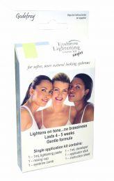 Eyebrow Lightening Singles - Godefroy
