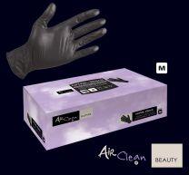 Handschoenen Nitril Zwart M