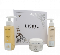 Giftbox Wellness at Home ARGAN OIL - Lisine