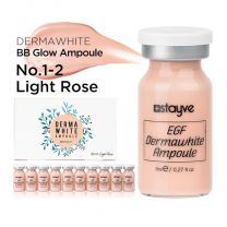 BB Glow Ampoules N. 1 - 2 Light Rose