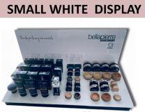 Small White Display - Bellapierre