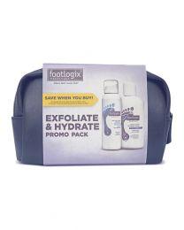 PROMO Exfoliate & Hydrate  - Footlogix