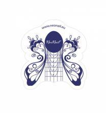 Nail Art Form Butterfly - 100pcs