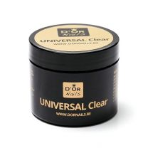 Universal Clear 60ml - D'or