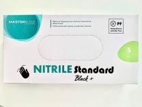 Handschoenen Nitril Zwart S