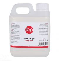 Soak Off Gel Remover 1L - IBP