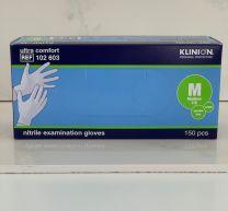 Nitril Handschoenen Wit- Medium