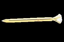 Luxe Pend Goud - Diamant