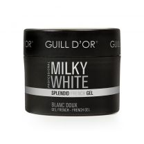 Splendid French Gel Milky White Gel 30ml