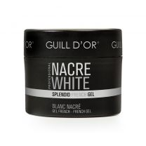 Splendid French Gel Nacre White 30ml