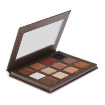 12 Color Pro Natural Eye Palette - Bellapierre