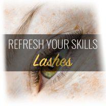 REFRESH YOUR SKILLS - WIMPERS VAN DE STRIP HALEN (CLASSIC)