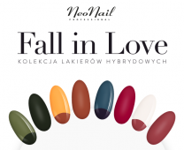 Fall in Love Collectie - Neonail